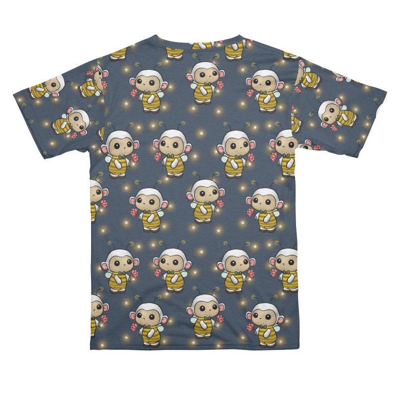 PositiviBee Lambie Men's Cut & Sew by Dino & Panda Artist Shop