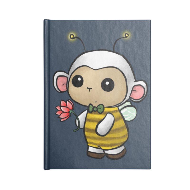 PositiviBee Lambie Accessories Notebook by Dino & Panda Artist Shop
