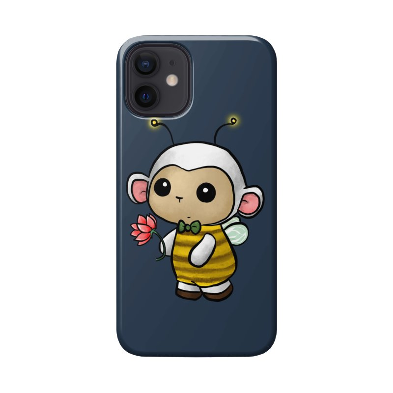 PositiviBee Lambie Accessories Phone Case by Dino & Panda Artist Shop
