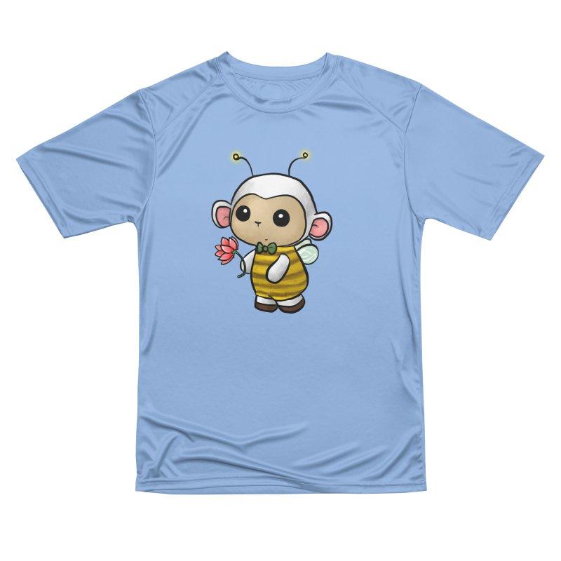 PositiviBee Lambie Men's T-Shirt by Dino & Panda Artist Shop