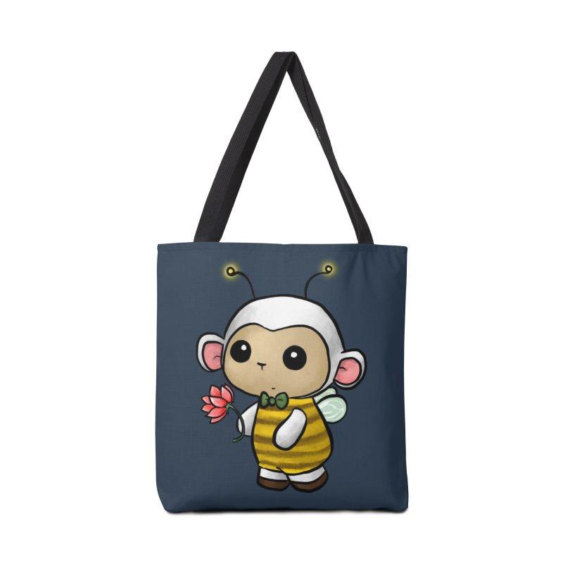 PositiviBee Lambie Accessories Bag by Dino & Panda Artist Shop