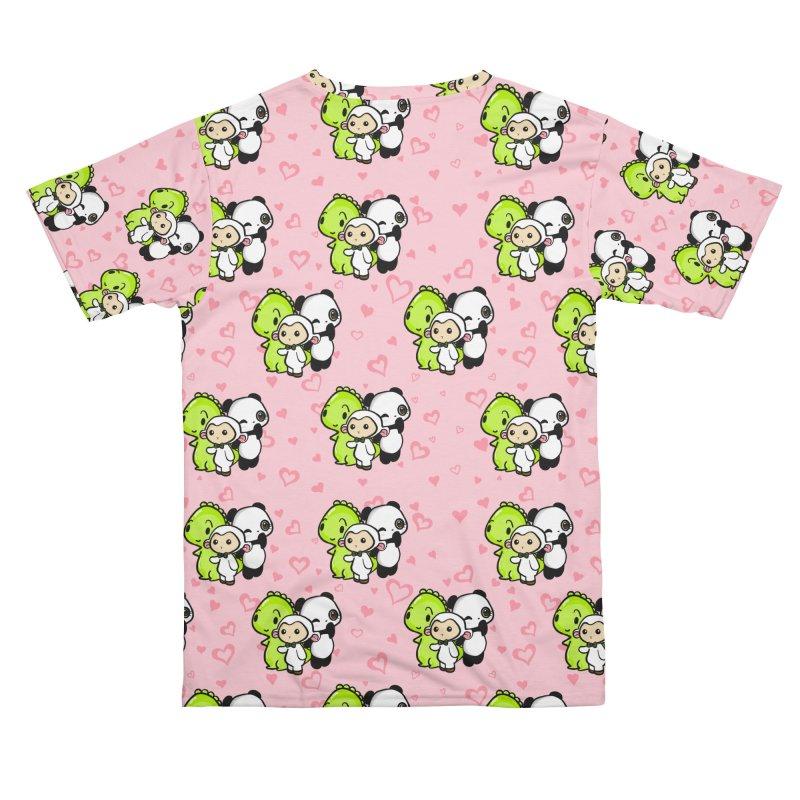 Dino & Panda Inc Women's Cut & Sew by Dino & Panda Artist Shop