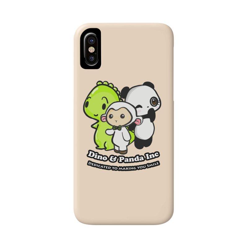 Dino & Panda Inc Accessories Phone Case by Dino & Panda Inc Artist Shop