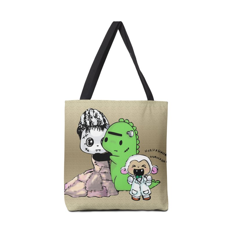 Frankenlambie  Accessories Bag by Dino & Panda Inc Artist Shop