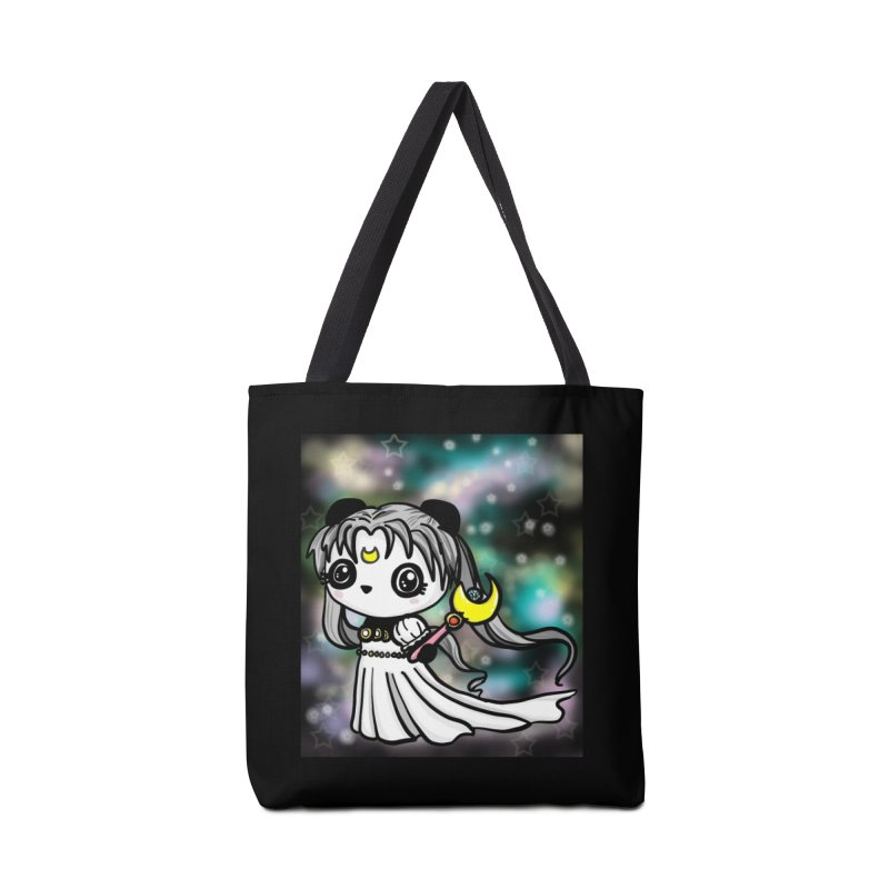Princess Panda Serenity Accessories Bag by Dino & Panda Inc Artist Shop