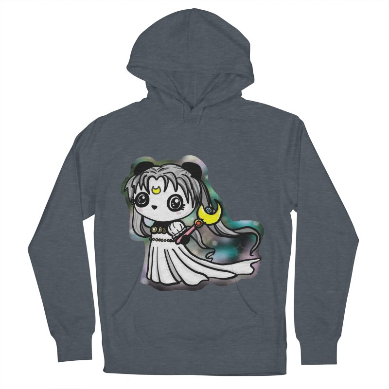 Princess Panda Serenity Men's Pullover Hoody by Dino & Panda Inc Artist Shop