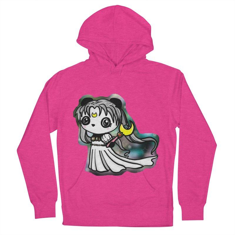 Princess Panda Serenity Men's Pullover Hoody by Dino & Panda Inc Artist Shop