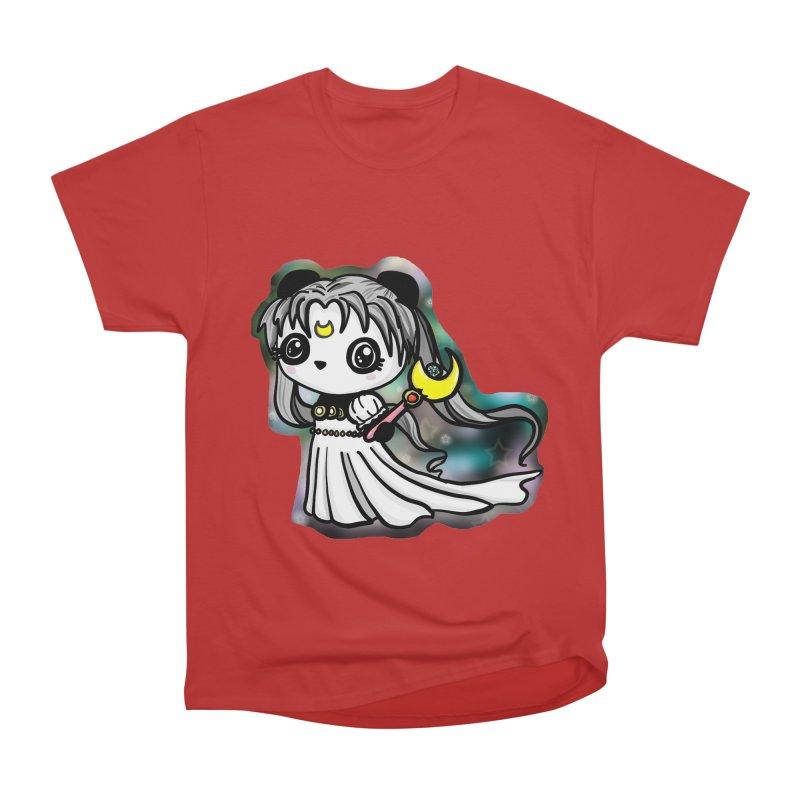 Princess Panda Serenity Women's Classic Unisex T-Shirt by Dino & Panda Inc Artist Shop