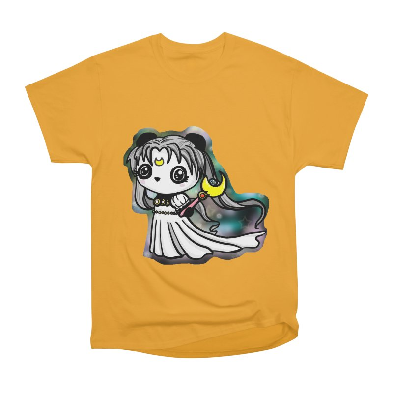 Princess Panda Serenity Women's Classic Unisex T-Shirt by Dino & Panda Inc Artist Shop
