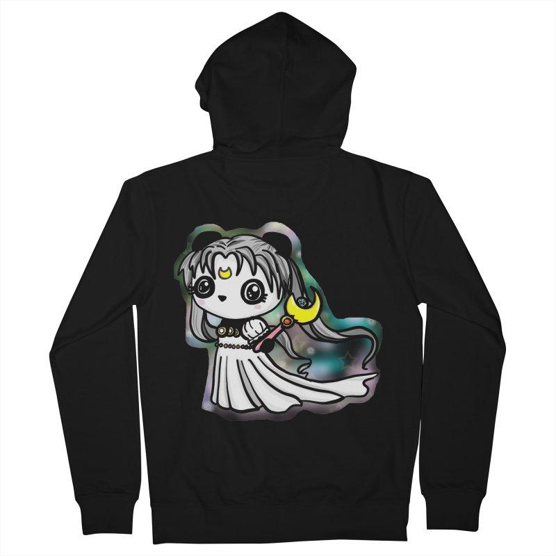 Princess Panda Serenity Women's Zip-Up Hoody by Dino & Panda Inc Artist Shop