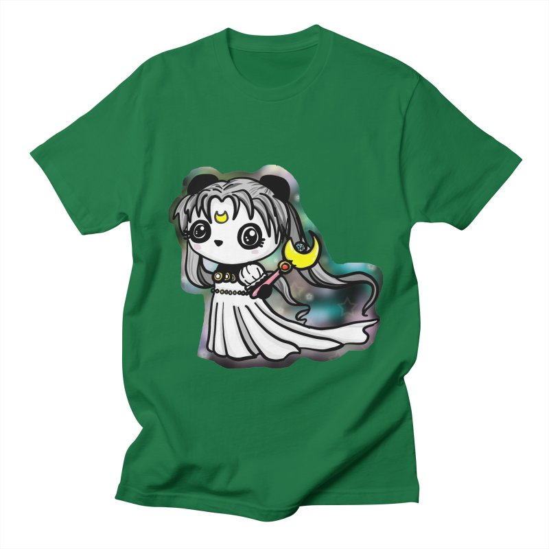 Princess Panda Serenity Men's T-Shirt by Dino & Panda Inc Artist Shop