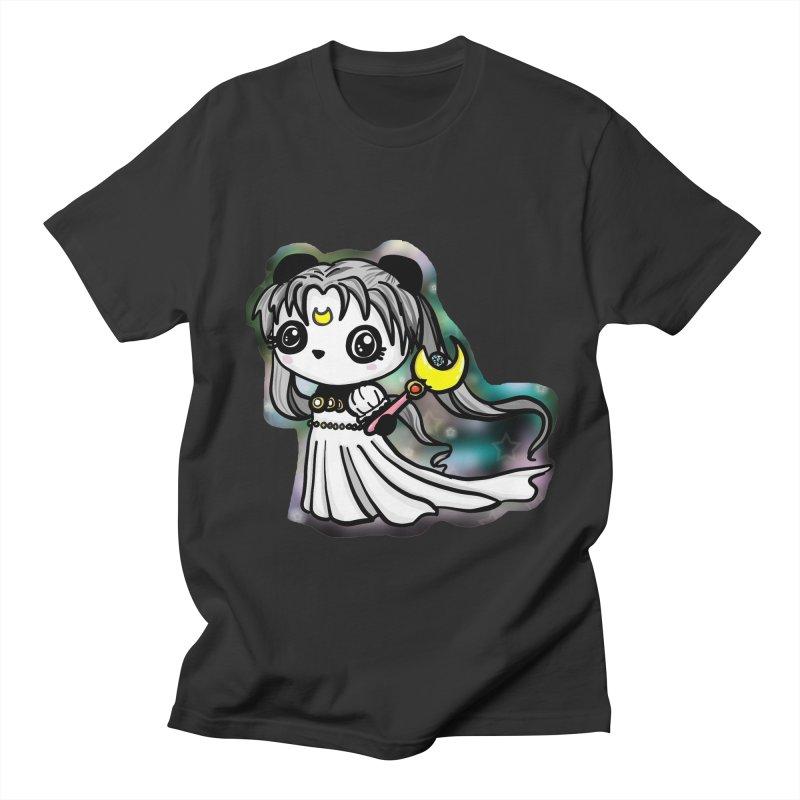 Princess Panda Serenity Women's Unisex T-Shirt by Dino & Panda Inc Artist Shop