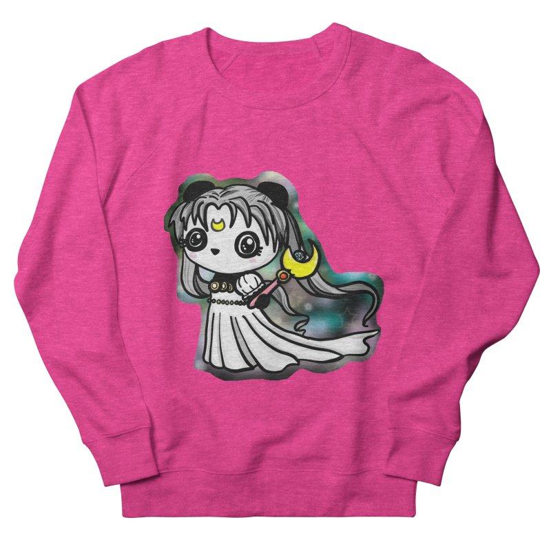 Princess Panda Serenity Men's Sweatshirt by Dino & Panda Inc Artist Shop