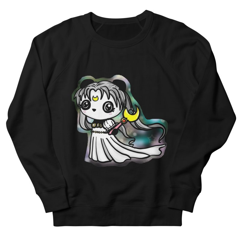 Princess Panda Serenity Men's Sweatshirt by Dino & Panda Inc Artist Shop