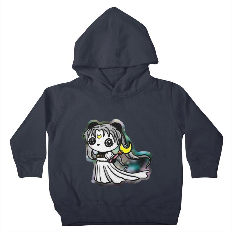 Princess Panda Serenity Kids Toddler Pullover Hoody by Dino & Panda Inc Artist Shop