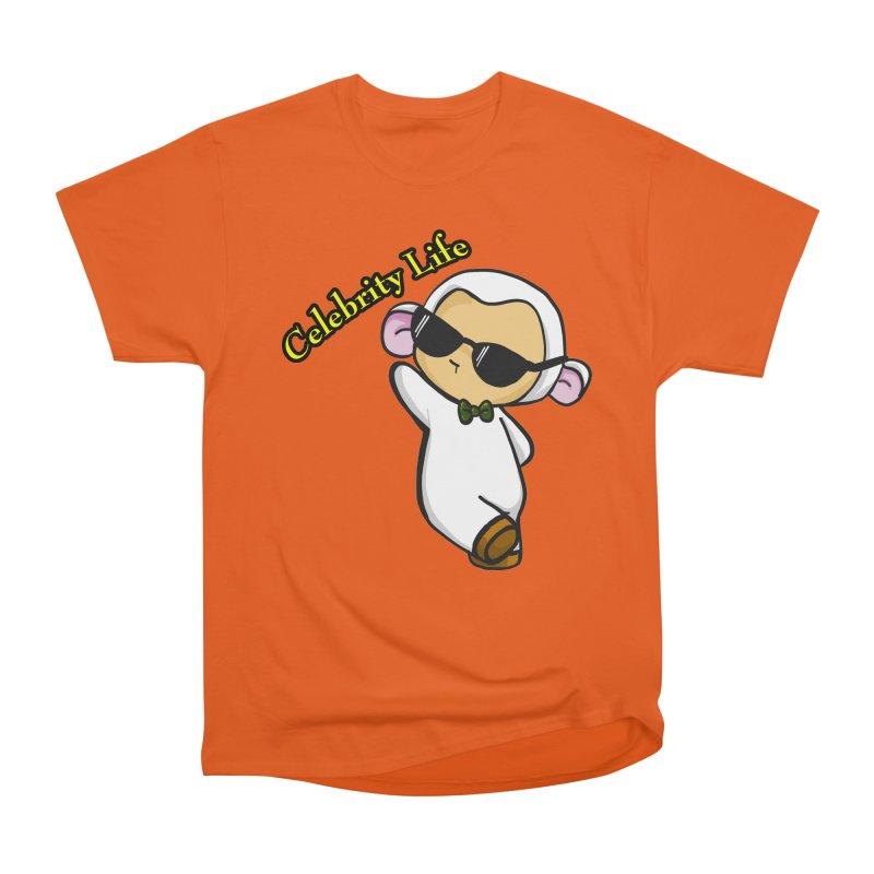 Celebrity Lambie Men's Classic T-Shirt by Dino & Panda Inc Artist Shop