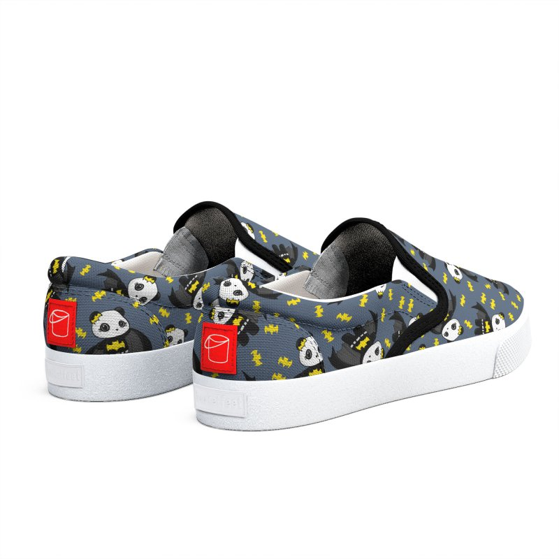 Batpanda Men's Shoes by Dino & Panda Artist Shop