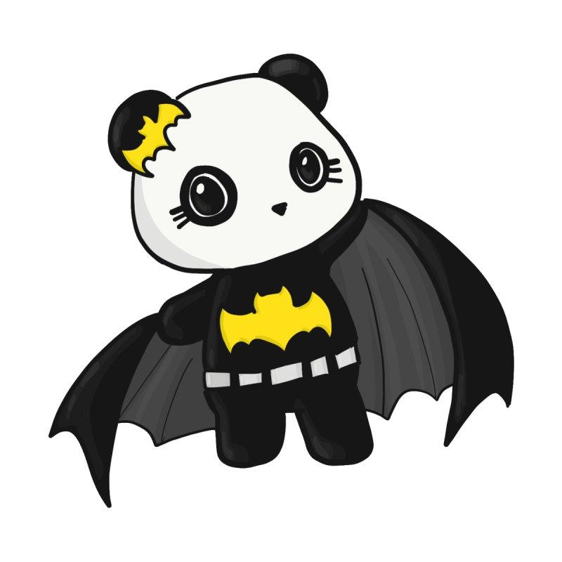 Batpanda by Dino & Panda Inc Artist Shop