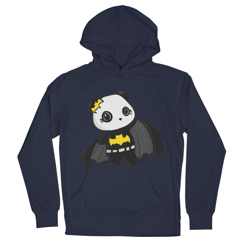 Batpanda Men's Pullover Hoody by Dino & Panda Inc Artist Shop