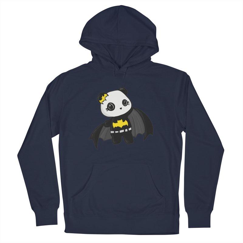 Batpanda Men's Pullover Hoody by Dino & Panda Inc Artist Shop