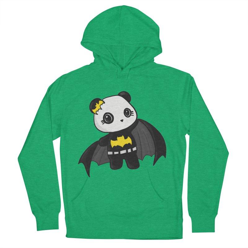 Batpanda Women's Pullover Hoody by Dino & Panda Inc Artist Shop