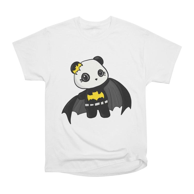 Batpanda Men's Classic T-Shirt by Dino & Panda Inc Artist Shop
