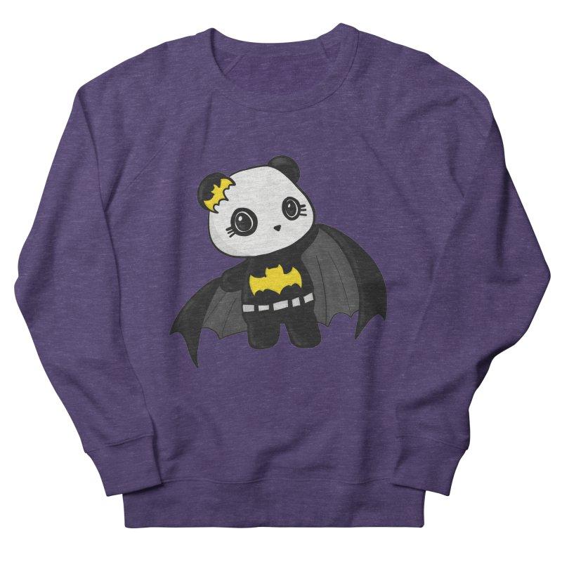 Batpanda Women's Sweatshirt by Dino & Panda Inc Artist Shop