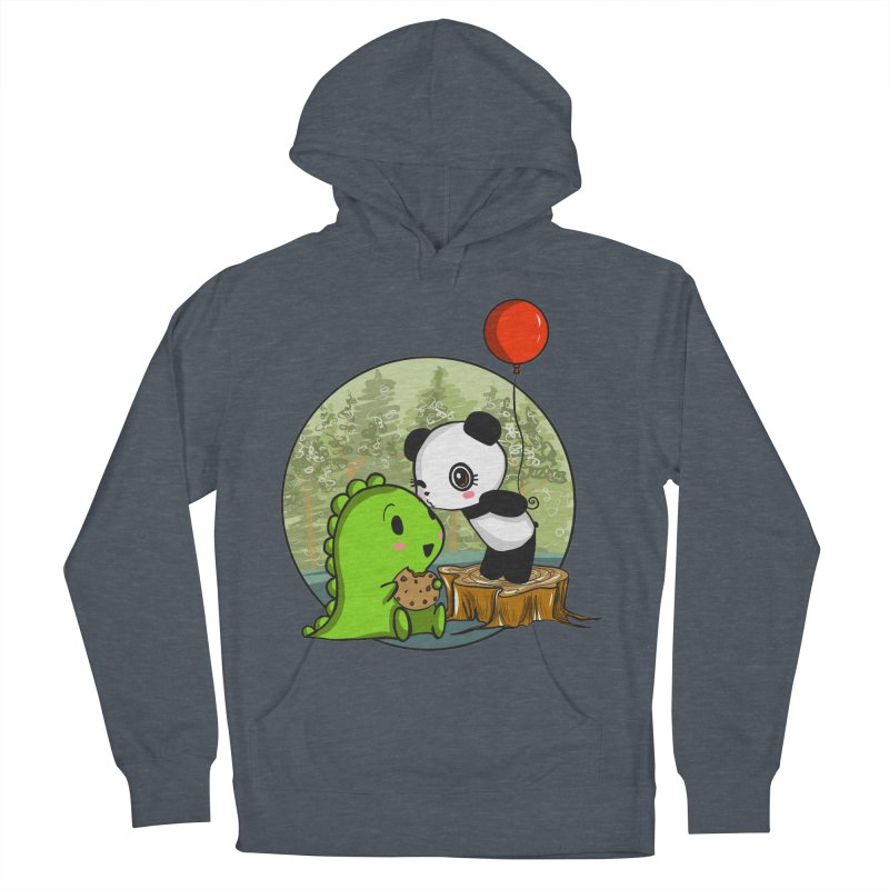 Cookies and Kisses Women's Pullover Hoody by Dino & Panda Inc Artist Shop