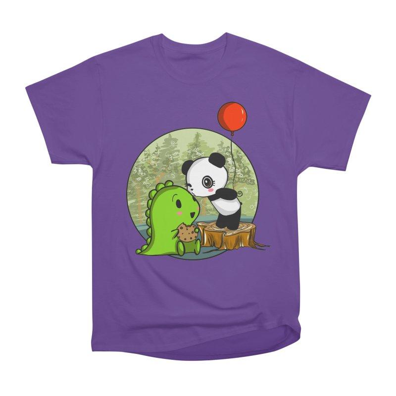 Cookies and Kisses Men's Classic T-Shirt by Dino & Panda Inc Artist Shop