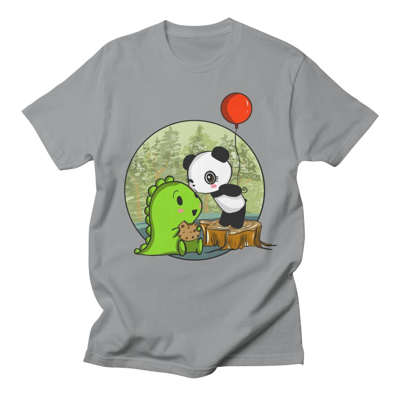 Cookies and Kisses Women's T-Shirt by Dino & Panda Inc Artist Shop