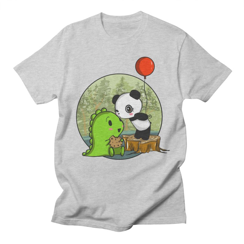 Cookies and Kisses Women's T-Shirt by Dino & Panda Inc Artist Shop