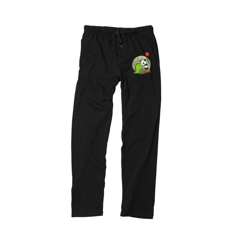 Cookies and Kisses Women's Lounge Pants by Dino & Panda Inc Artist Shop