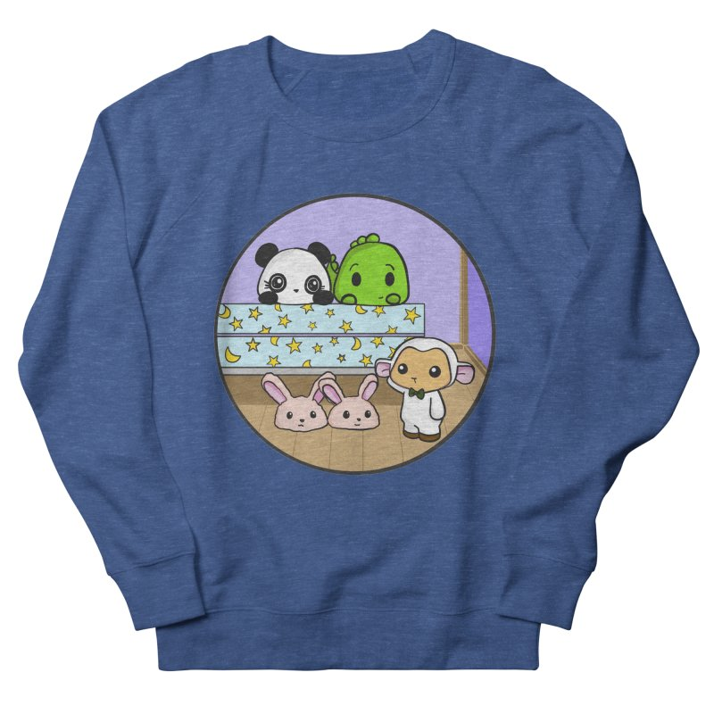 Dustbunny Friends Women's Sweatshirt by Dino & Panda Inc Artist Shop