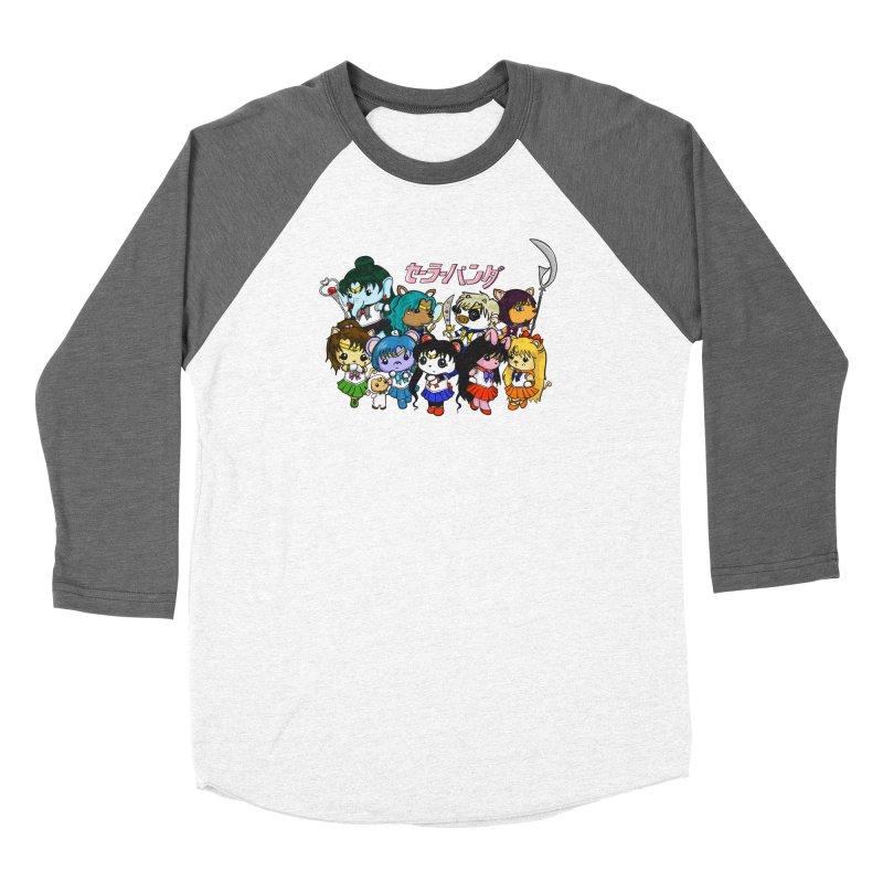 Sailor Panda and Friends Women's Longsleeve T-Shirt by Dino & Panda Artist Shop