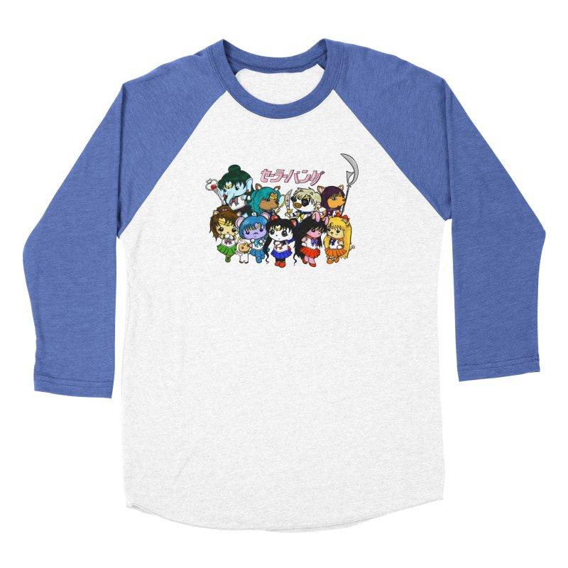 Sailor Panda and Friends Men's Longsleeve T-Shirt by Dino & Panda Artist Shop