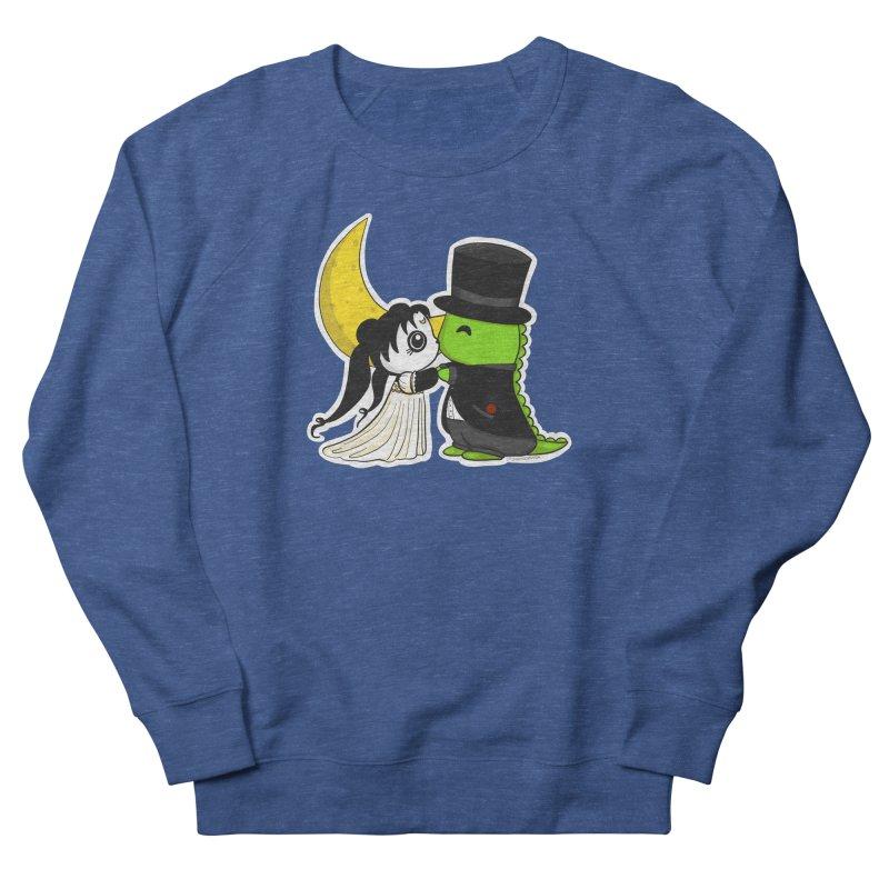 Princess Panda Serenity and Tuxedo Dino Men's Sweatshirt by Dino & Panda Inc Artist Shop