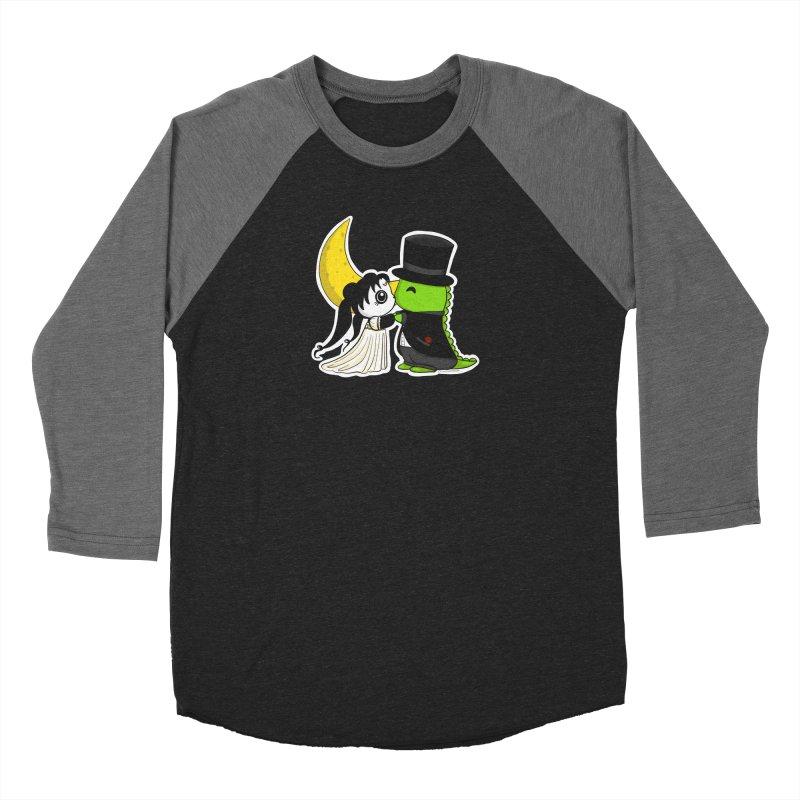 Princess Panda Serenity and Tuxedo Dino Men's Longsleeve T-Shirt by Dino & Panda Artist Shop