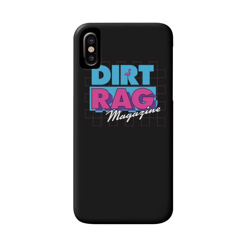 Dirt Rag Vice Accessories Phone Case by Dirt Rag Magazine's Shop
