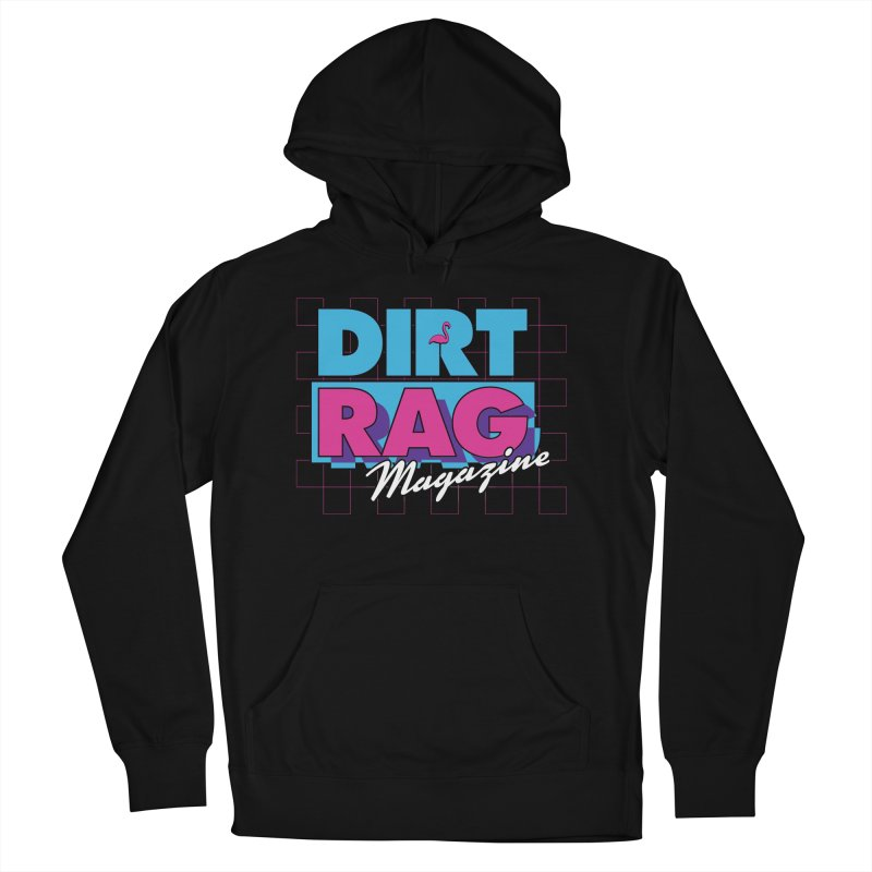Dirt Rag Vice Men's French Terry Pullover Hoody by Dirt Rag Magazine's Shop