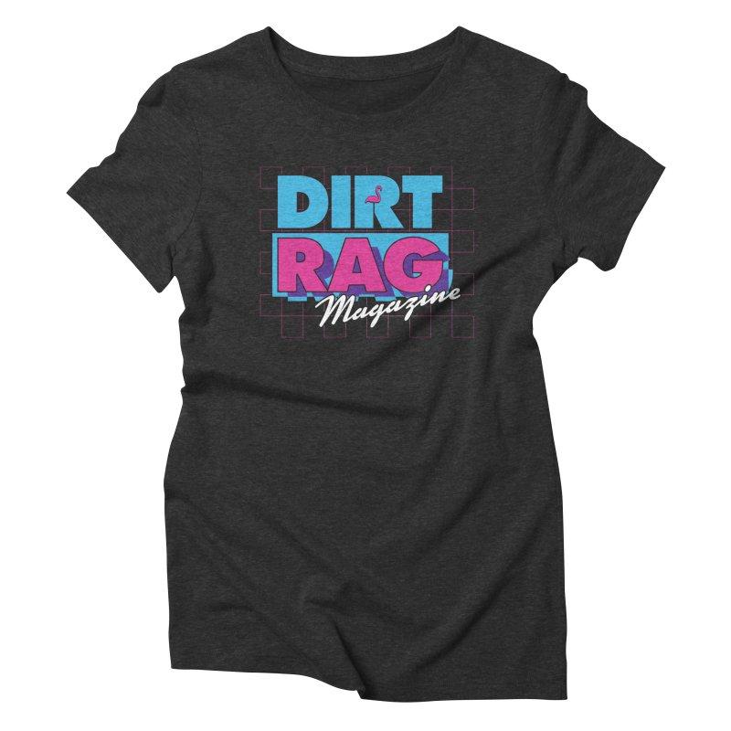 Dirt Rag Vice Women's Triblend T-Shirt by Dirt Rag Magazine's Shop