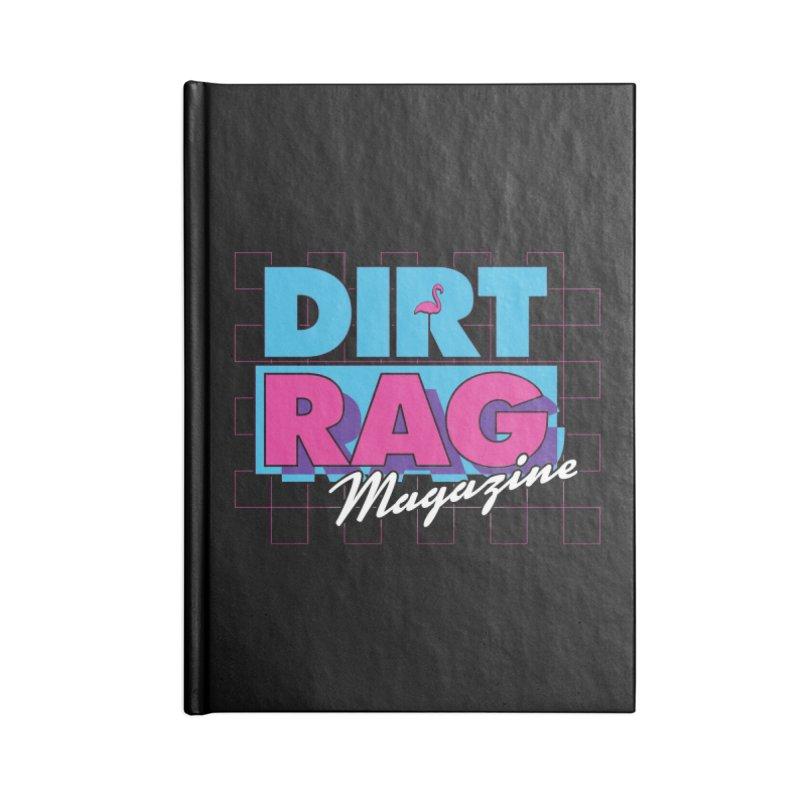 Dirt Rag Vice Accessories Notebook by Dirt Rag Magazine's Shop