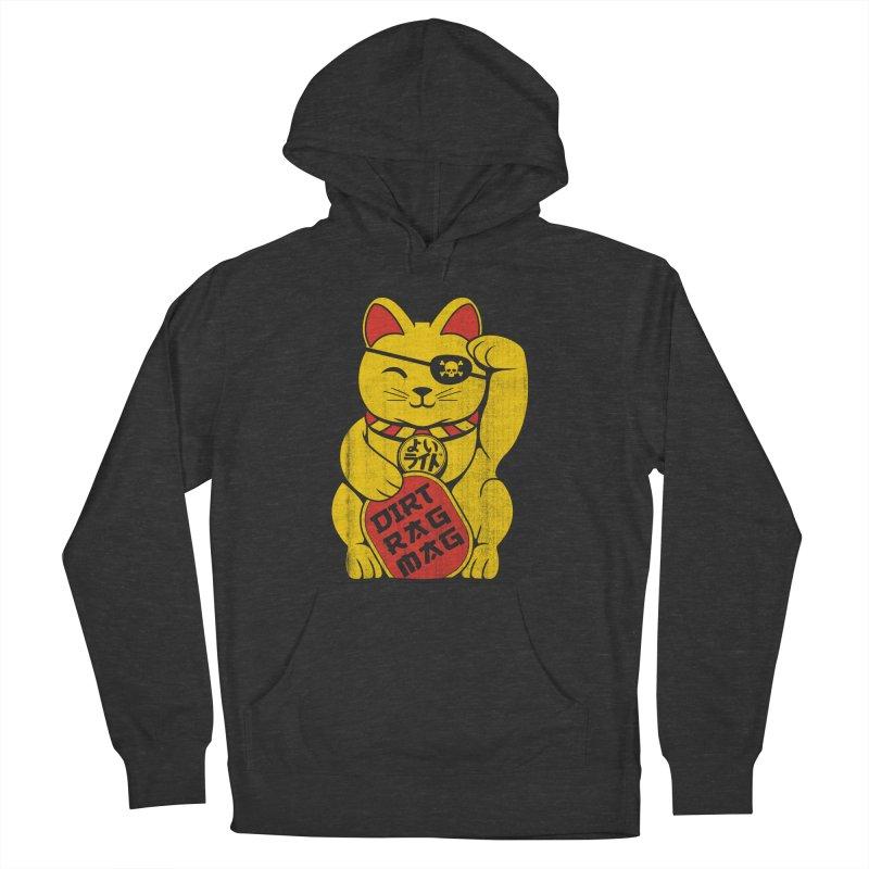 Dirt Rag Lucky Cat Women's Pullover Hoody by Dirt Rag Magazine's Shop