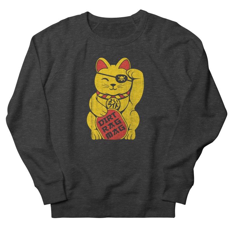 Dirt Rag Lucky Cat Women's Sweatshirt by Dirt Rag Magazine's Shop