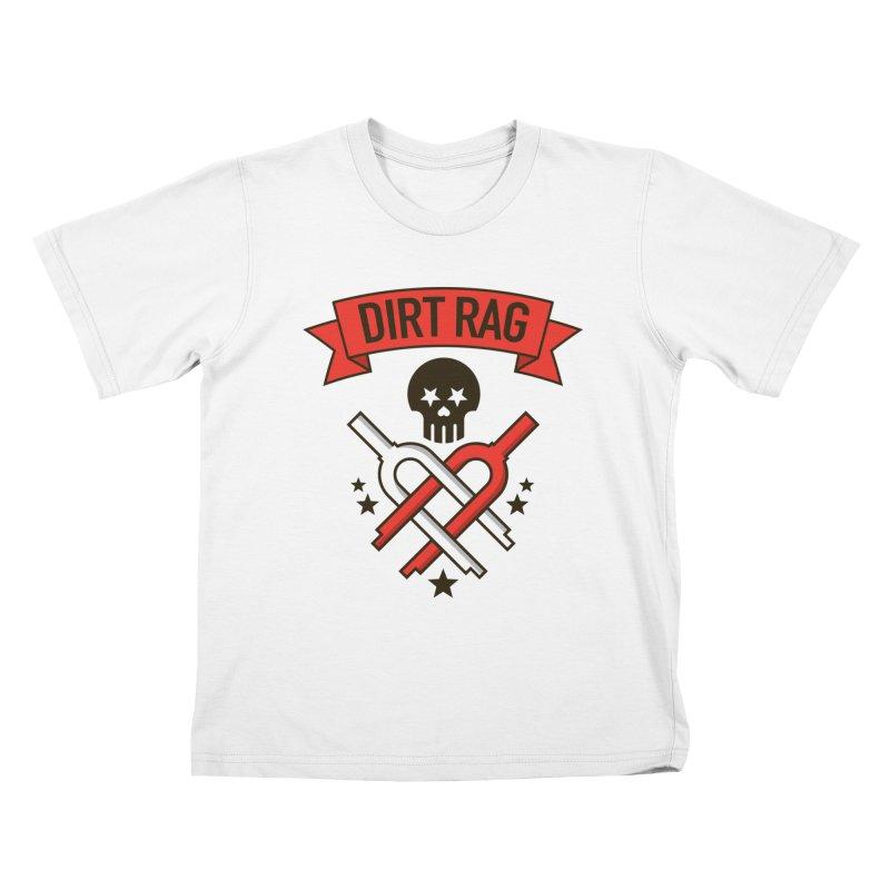 Dirt Rag Bangin' Forks Kids T-Shirt by Dirt Rag Magazine's Shop