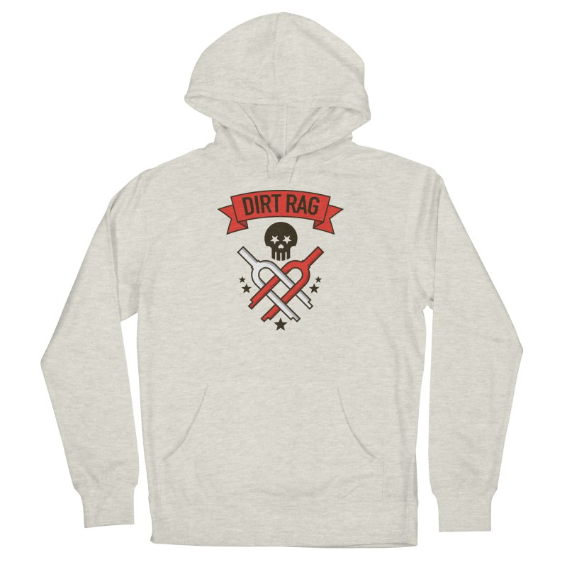 Dirt Rag Bangin' Forks Women's Pullover Hoody by Dirt Rag Magazine's Shop