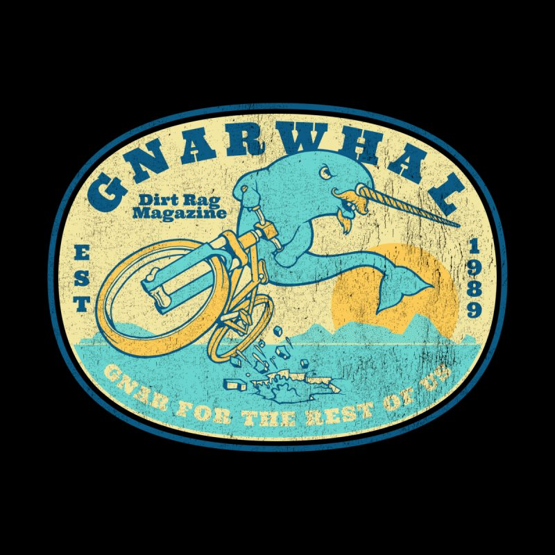 Gnarwhal by Dirt Rag Magazine's Shop