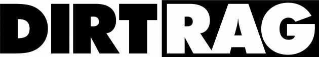 Dirt Rag Magazine's Shop Logo