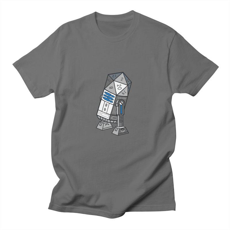 R2D20 Men's T-shirt by Dirtdirt's Artist Shop