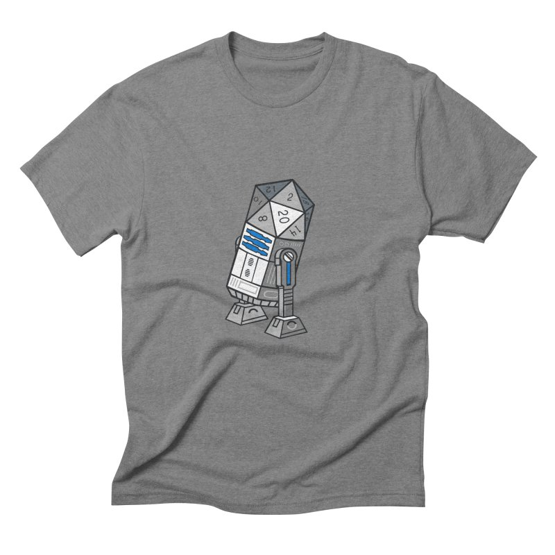 R2D20 Men's Triblend T-shirt by Dirtdirt's Artist Shop