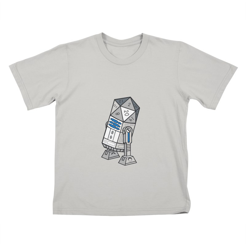 R2D20 Kids T-shirt by Dirtdirt's Artist Shop